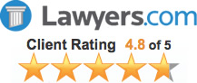 Lawyer.com Great Reviews